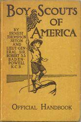 Boy Scouts of America – Official handbook, 1910