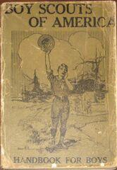 Boy Scouts Handbook, The First Edition, 1911