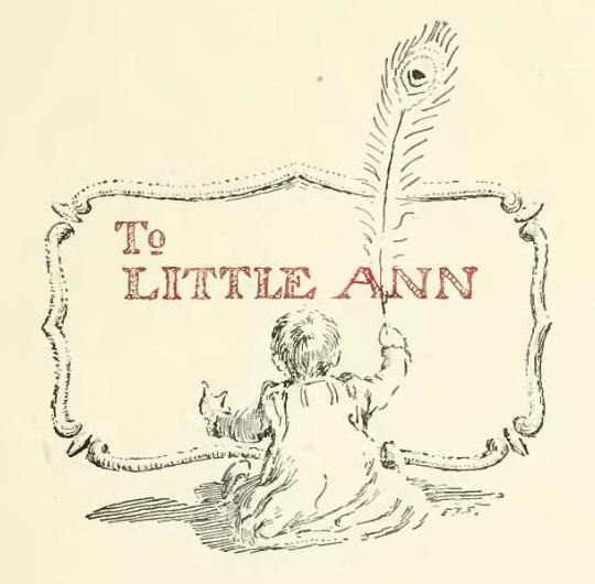 To Little Ann